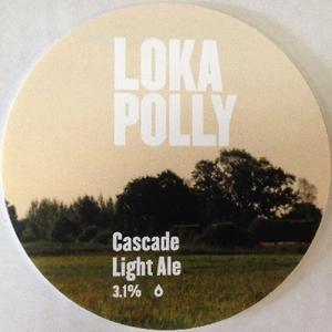 Loka polly cascade light ale 30l keykeg