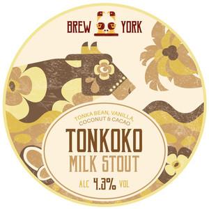 Brew york tonkoko