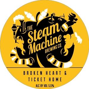 Steam machine broken heart